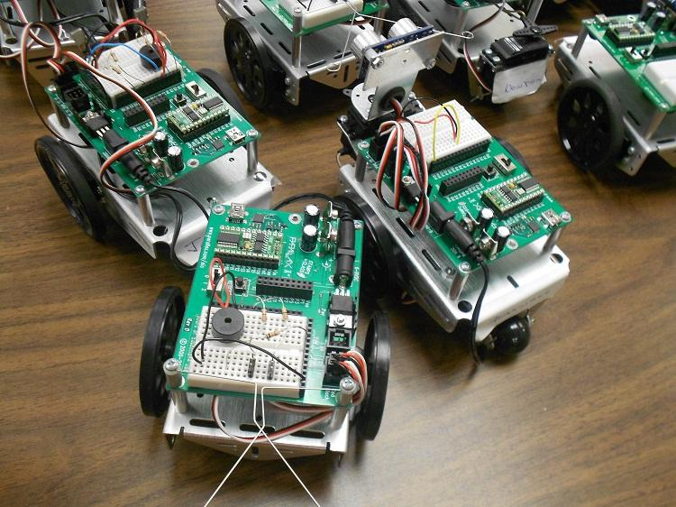 The Clarion : Getting To Know the Robotics Club