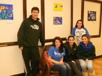 student art gallery1