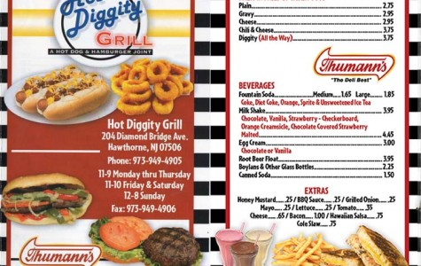 HHS Clarion's Food Review: Hot Diggity Grill