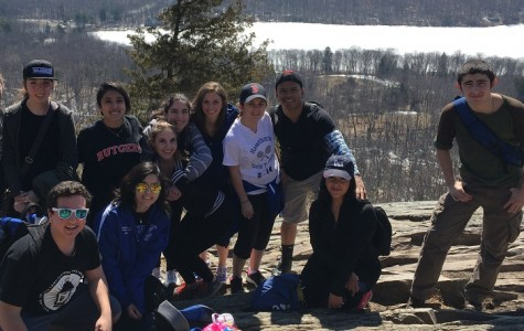Peer Leader Fieldtrip to Fairfield Lakes
