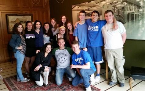 AP Calc Students Visit New Era