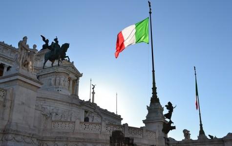 Italian Honor Society Induction