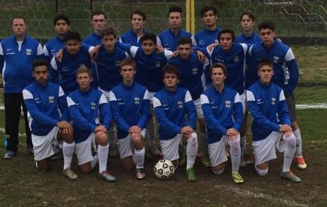 Boys' Soccer: End Of Season 2015