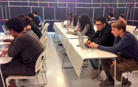 Field Trip to Museum of the Moving Image for Media Arts Students