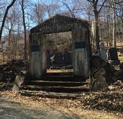 Lost Treasure of Hawthorne: Three Unknown Cemeteries
