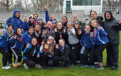 HHS Girls Triumph in County Rely Meet