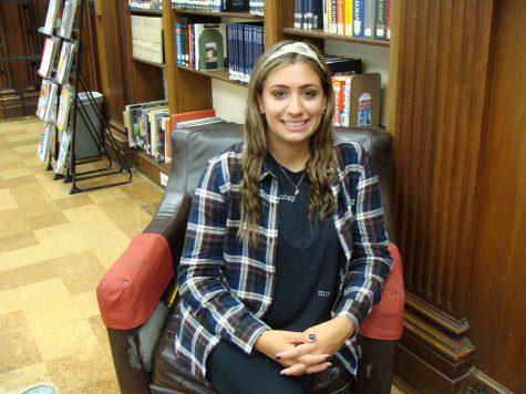 Senior Spotlight: Stefanie Scirocco
