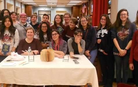 Author Meet & Greet at HHS