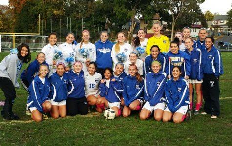 Girls Varsity Soccer Final Games