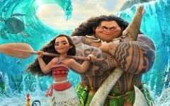 Moana Now Playing at Hawthorne Theaters