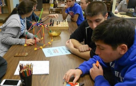 Hawthorne High School Participates in NJ Makers Day