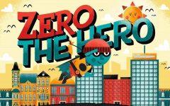 """Zero the Hero"" Children's Book by Rapper Andy Mineo"