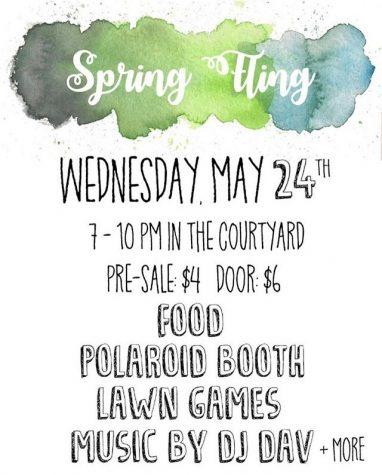 Spring Fling at HHS