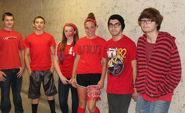 junior color day