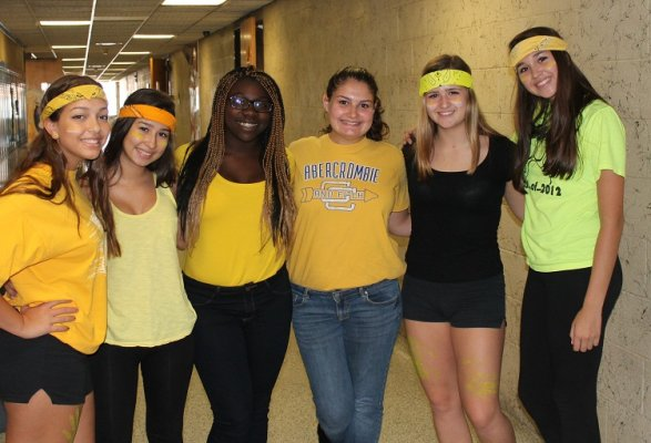 soph color day