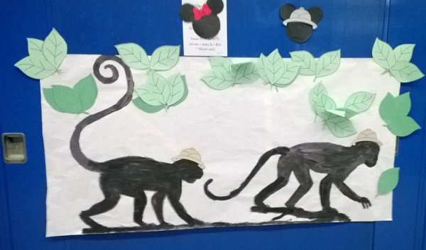 Animal Kingdom Sophomore Hallway
