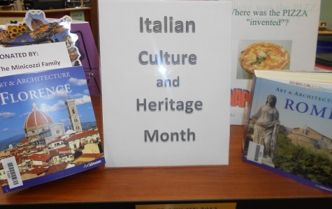 HHS Celebrates Italian Heritage Month