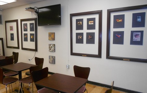 HHS Student Art Gallery Grand Opening