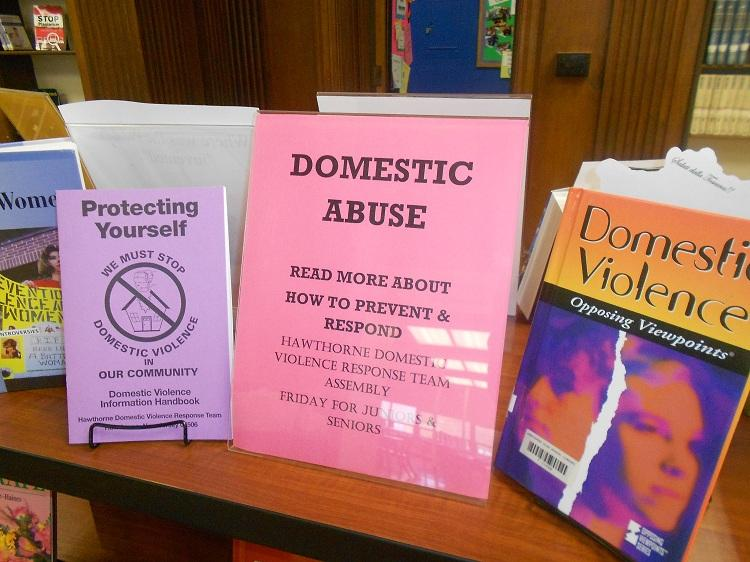 Domestic Violence Awareness Assemblies