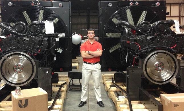 Alum Jake Koningswood: Design Engineer