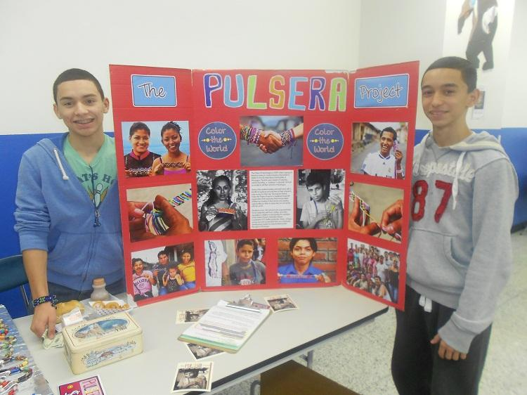 Spanish Club Raises Money & Awareness