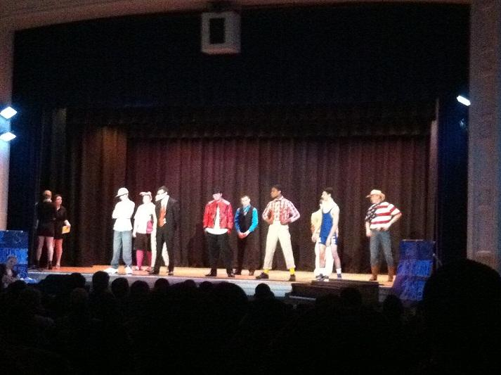 The 2013 Mr. Hawthorne is Crowned!