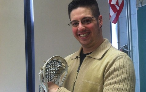 Jason Goldstein: New Teacher and Assistant Lacrosse Coach