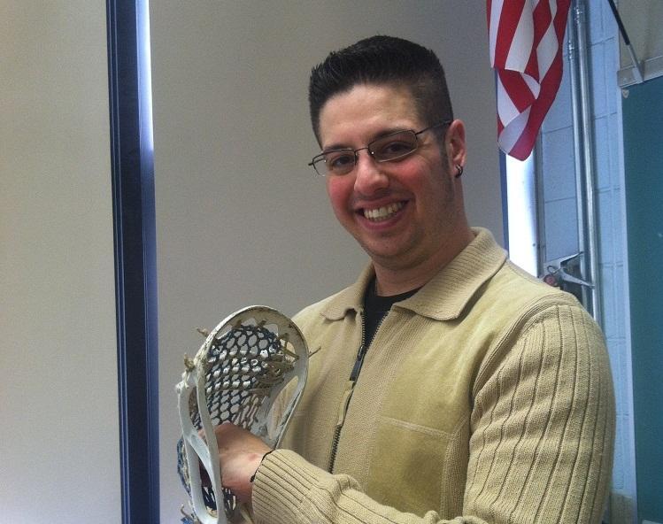 Jason Goldstein: New Teacher and Assistant Lacrosse Coach