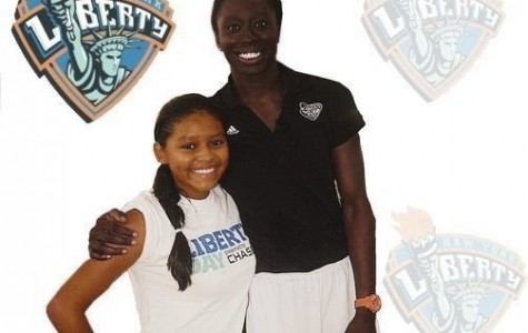 Local Celebrity WNBA Player: Essence Carson