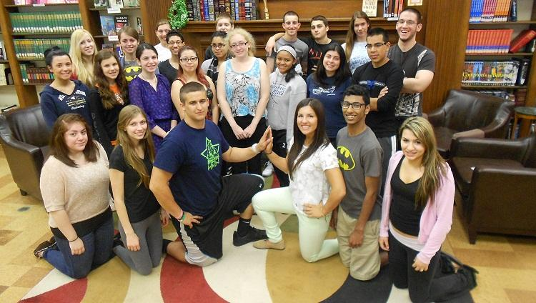 The Clarion Staff Says Goodbye for the Summer
