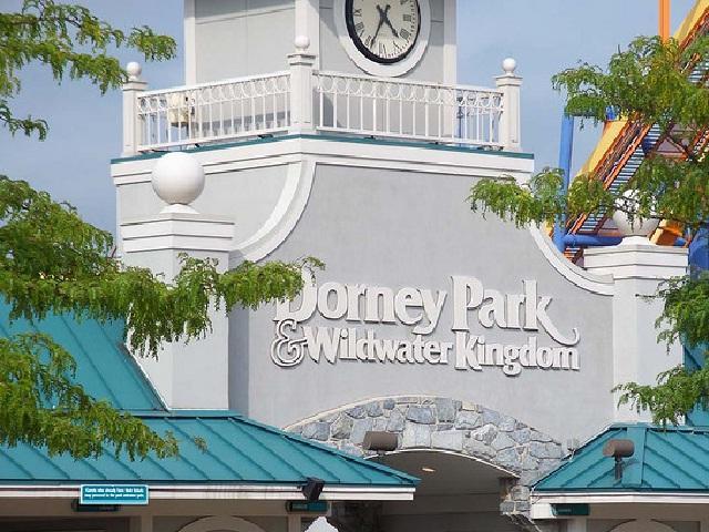 Senior Trip to Dorney Park