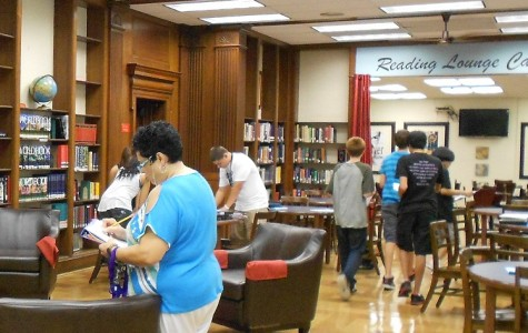 Library Orientation for Freshmen