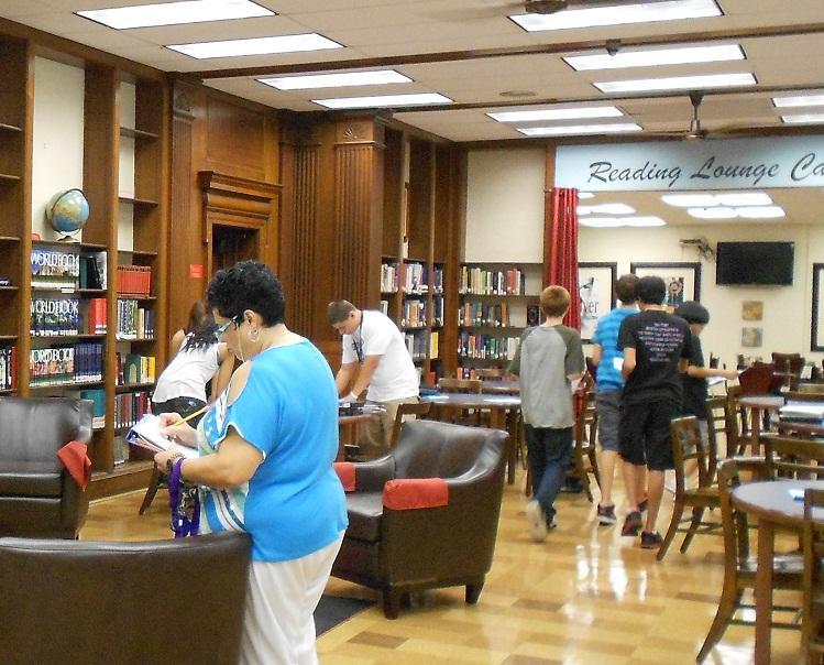 Library Orientation for Freshmen