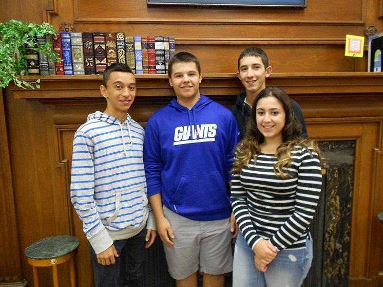 Tech Team Completes Summer Internship
