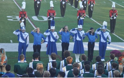 "Marching Band Wins 1st Place at ""Music in the Park"" Competition"