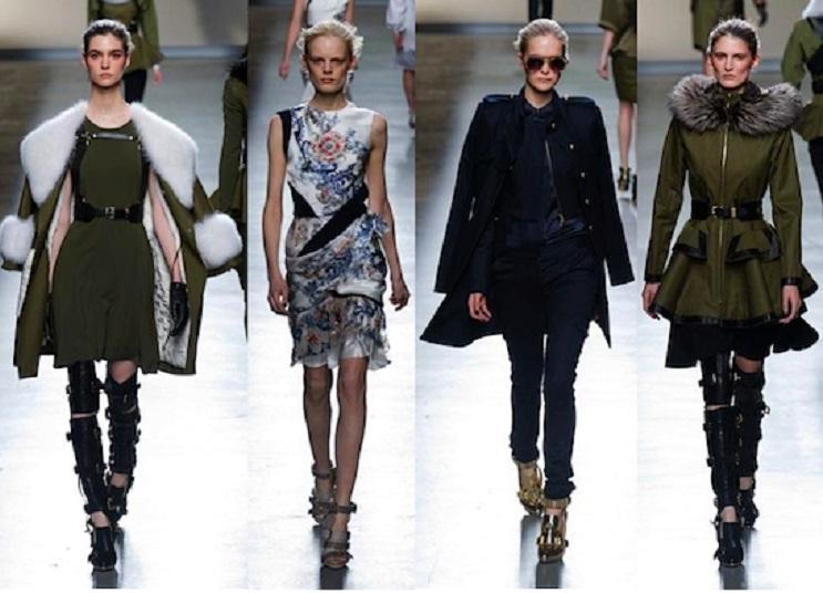 Fall/Winter 2013 Fashion Trends