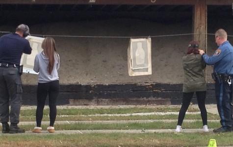 Trip to the Shooting Range