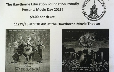 HEF's Annual Movie Day