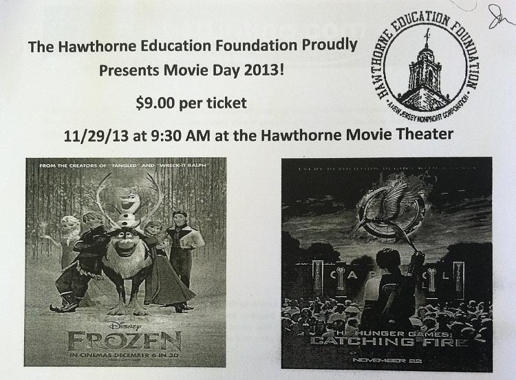 HEFs Annual Movie Day