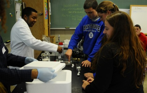 Chemistry Classes at WPU