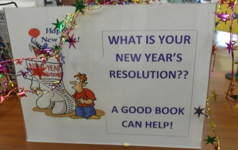 January in the Library Media Center