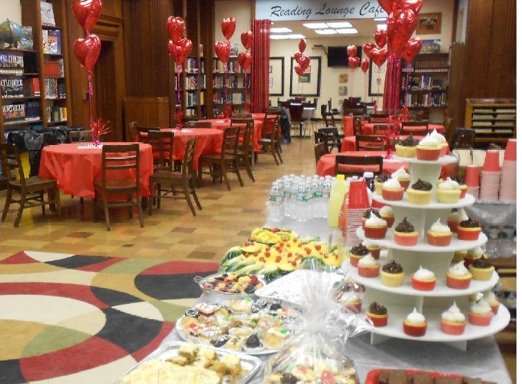 PTO Faculty Appreciation Luncheon