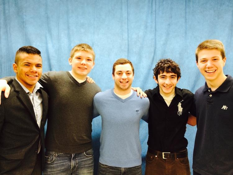 Five HHS Students Attending Boys State