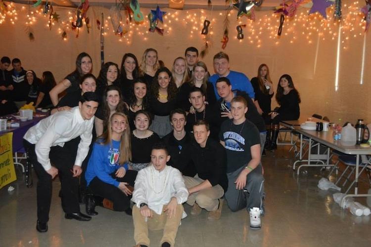 HHS Celebrates Carnevale