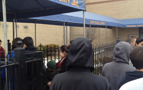 Criminal Justice Classes Visit the Passaic County Jail