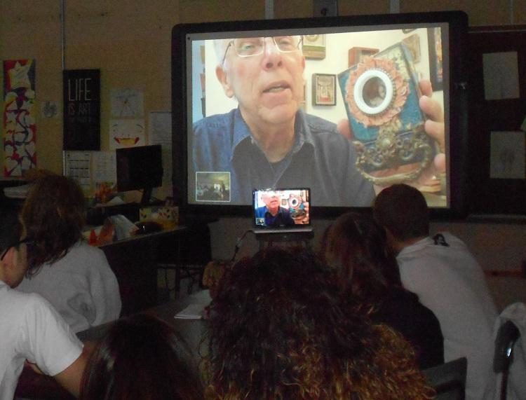 Art and Technology Meet Creating a 21st Century Learning Experience