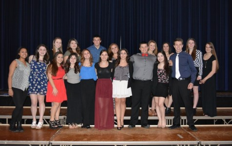 Italian National Honor Society 9th Annual Induction Ceremony