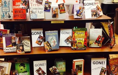April in the Library Media Center