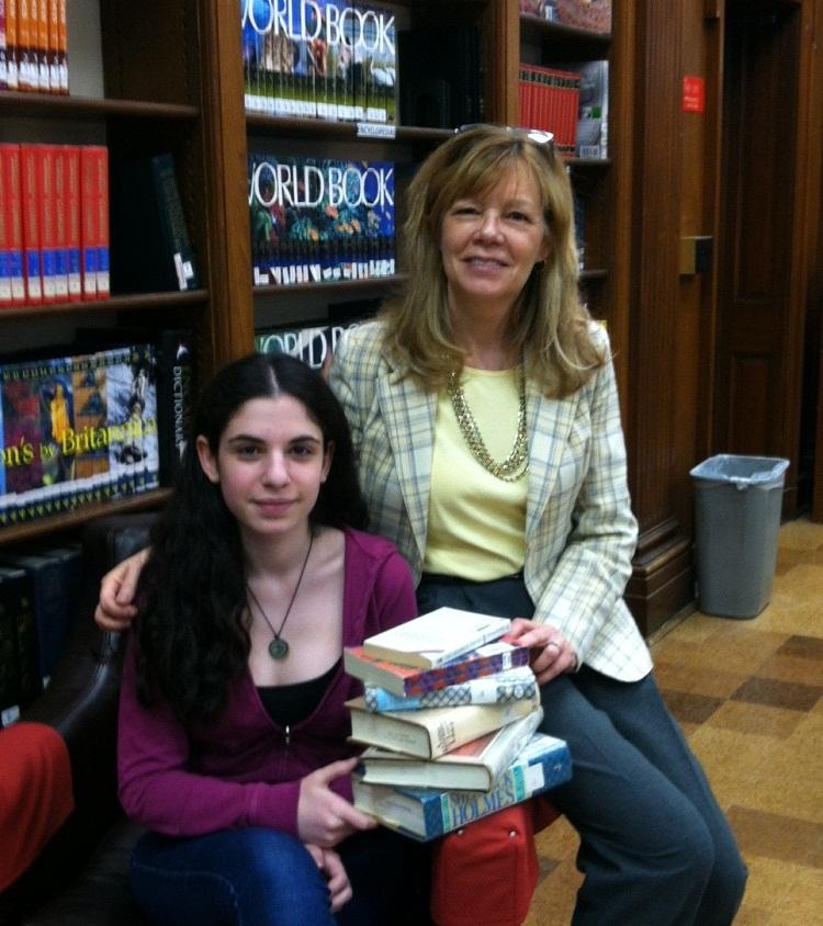 Ninutsa Nadirashvili: New Jersey Enthusiastic Reader Winner