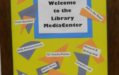 September in Library Media Center